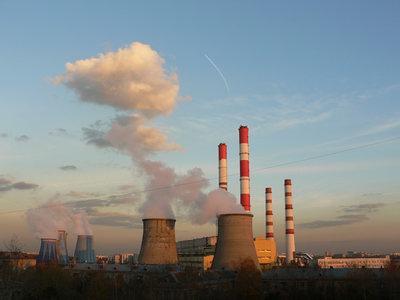 загрязнение москвы