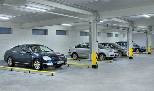 Парковка: как оформить машино-место собственность